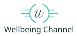 Wellbeing Channel